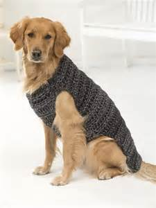 miss julia s patterns free patterns 20 dog sweaters to crochet