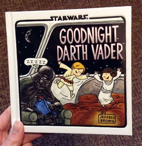 goodnight darth vader wars goodnight darth vader microcosm publishing