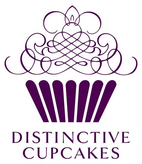 distinctive cupcakes new logo