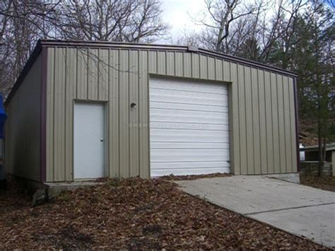 prefab steel backyard shop in greenwood lake ny