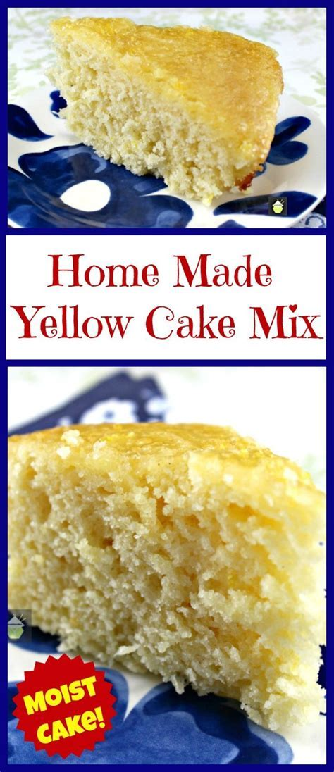 25  best ideas about Yellow cake mixes on Pinterest   Cake