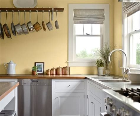 colore parete colore pareti cucina gialla colori tinte pareti