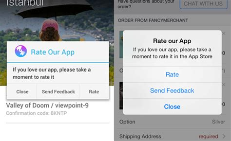 app design rates 5 clever ways to increase mobile app reviews