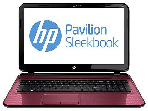 Baterai Hp Pavilion Sleekbook hp pavilion sleekbook 15 b003ee drivers and downloads hp