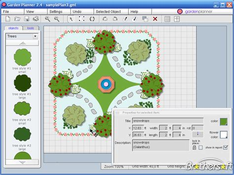 free backyard design software free garden design software mac