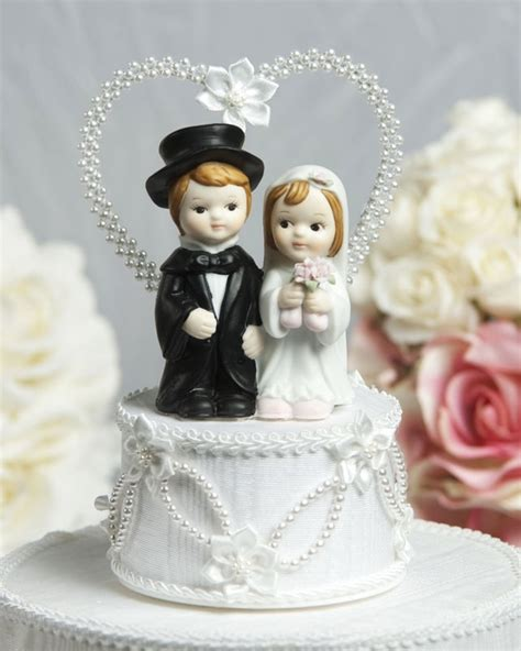 wedding cake topper with child child wedding cake topper