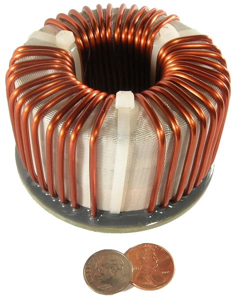how to make large inductor 28 images balanced transmission line lightning supressor image