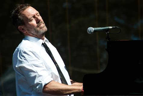 Houses Hugh Laurie Wants Free Speech by Hugh Laurie At Hardly Strictly Bluegrass Festival