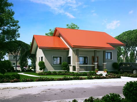 Small House Designs by Small House Design 2014006 Pinoy Eplans Modern House