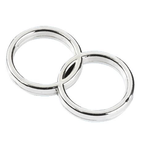Hochzeitsringe Silber by Hochzeitsringe Silber 6 St 252 Ck Ph 228 Nomenale Hochzeitsdeko