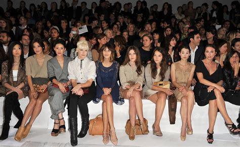 Catwalk To Front Row Fashion Week by Fashion Week Front Row Dilemmas Amsterdam Fashion Tv