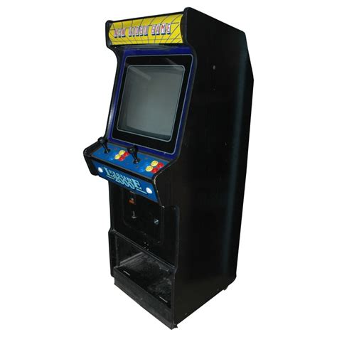Gaming Cabinet 2000 by Prop Hire New Leisure 2000 Arcade Cabinet