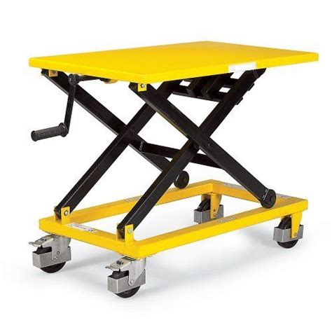 scissor lift work table pin by terry bellini on home building supplies