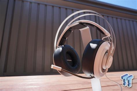 Headset Steelseries Prism steelseries elite prism gaming headset review