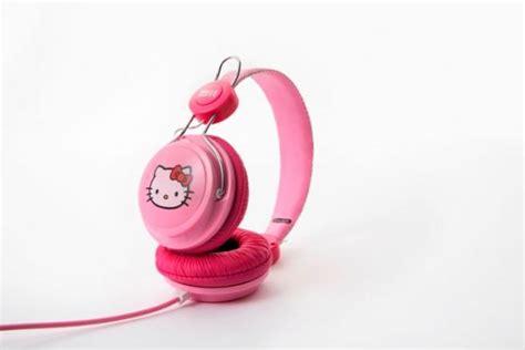 Headphoneheadset Hello coloud hello headphones pink label electronics thehut
