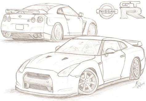 nissan cars coloring pages nissan coloring pages coloring images of nissan skyline gtr free coloring pages