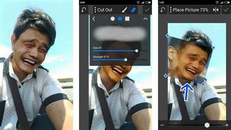 Tutorial Edit Foto Wajah | 10 tutorial edit foto wajah keren kekinian dengan aplikasi