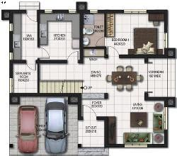 House Design 30x50 Site South Facing 1bhk Home Plan On 30x26 Gharexpert South