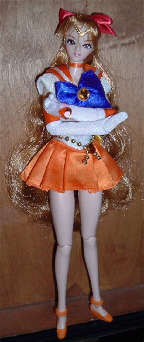 "PGSM Sailor Venus 11"" VOLKS Doll"
