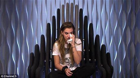 Georgina Duvet Big Brother 2016 S Georgina Nominated For Eviction