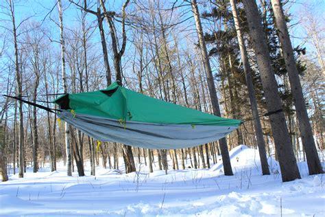 alpine hammock hybrid bivy hammock shelter  fast