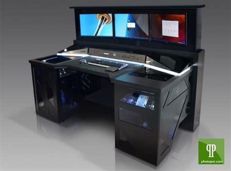 Black Gaming Desk Amazing Black Gaming Computer Desk Similiar Ergonomic Gaming Computer Desk Keywords Drk Architects
