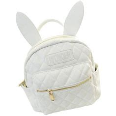 Handbag Find Of The Day Fender Bunny by 1000 Ideas About White Bags On Bags Silver