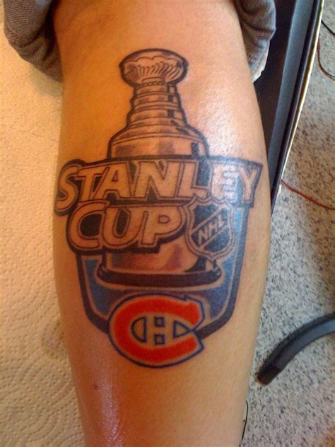montreal tattoo removal 74 best tatouages tricolore habs ink images on