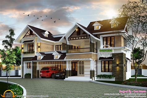 house design dormer windows kerala type home design with dormer windows kerala home