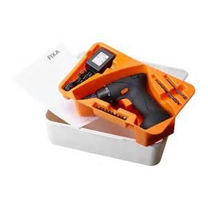 ikea screwdriver fixa screwdriver drill lithium ion ikea