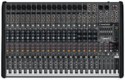 Mixer Mackie China mackie launches profx16 and profx22 mixers at china s palm