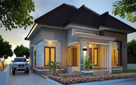 desain rumah minimalis modern  lantai  terbaru informasi desain  tipe rumah