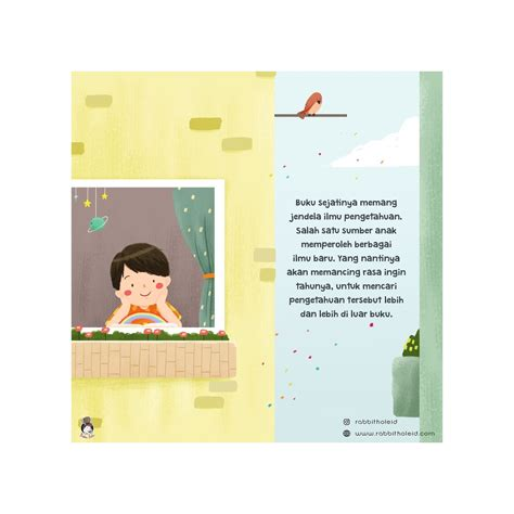 Rabbithole Buku Liburan Terbaik Reject mengemas ilmu pengetahuan dengan menarik