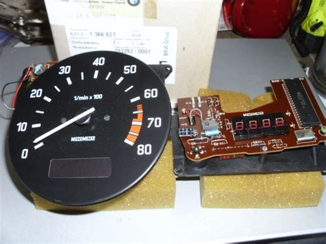 bmw e30 rev counter wiring diagram