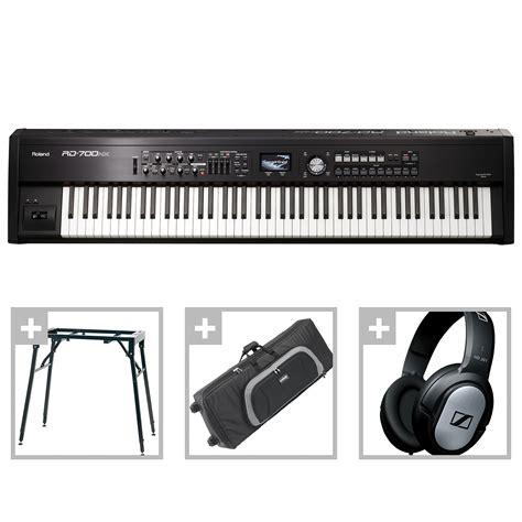 Keyboard Roland Rd 700 Nx roland rd 700 nx bundle ii 171 stage piano