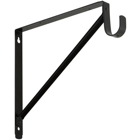 Hanging A Shelf With Brackets by Stanley National Hardware 11 In X 12 5 8 In Shelf