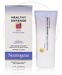 neutrogena healthy defense daily moisturizer light tint neutrogena healthy defense daily moisturizer untinted spf