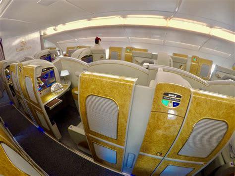 emirates first class a380 emirates airbus a380 first class overview point hacks nz