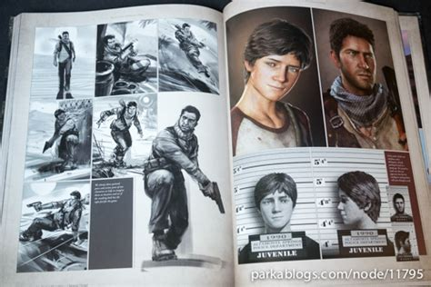 art of the uncharted book review the art of the uncharted trilogy parka blogs