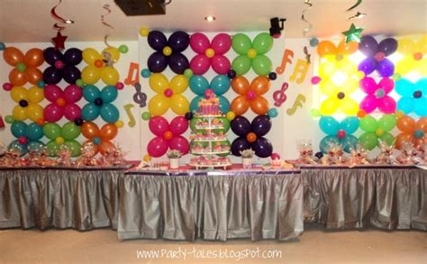 70s theme decorations ideas tales birthday 70 s disco the