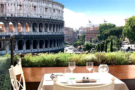 the best restaurants in rome 10 panoramic restaurants in rome