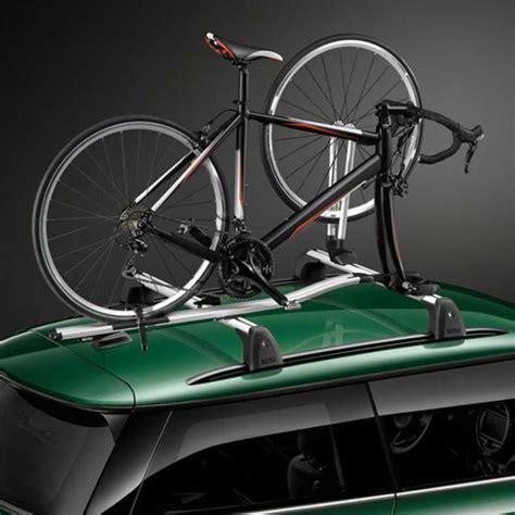 Bike Racks For Mini Cooper by Mini Cooper Bike Rack Application Guide