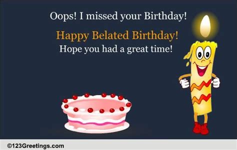 Belated Birthday Quotes For Friend Adult Belated Birthday Quotes Quotesgram
