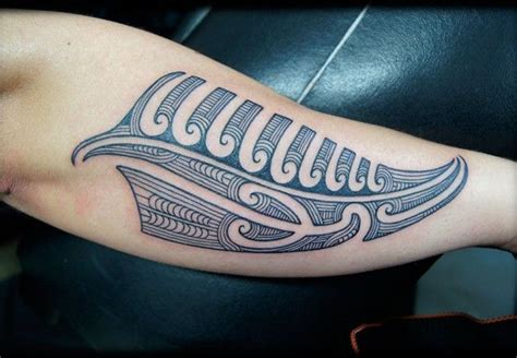 new zealand tattoo designs and meanings custom new zealand maori ta moko fern kirituhi silver fern