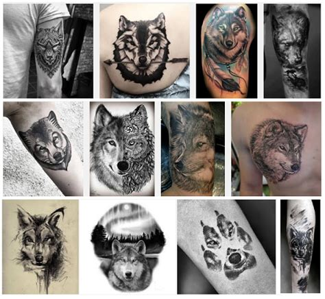 best wolf tattoo designs 20 best wolf designs with meanings styles at