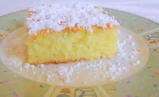 Lemon cake bars 2 ingredients