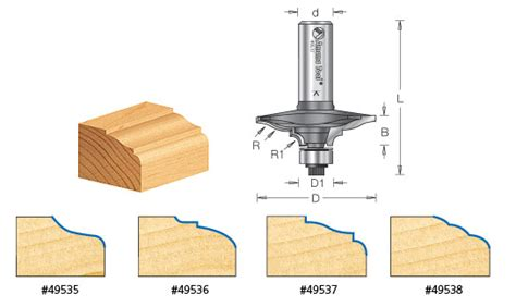 Replacement Doors And Drawer Fronts For Kitchen Cabinets by Cabinet Door Edge Front Face Edge Router Bits
