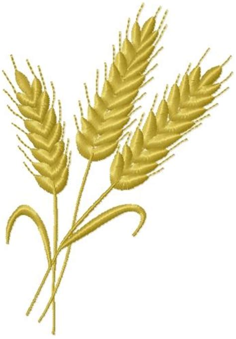 Advanced Embroidery Designs   Wheat Ears