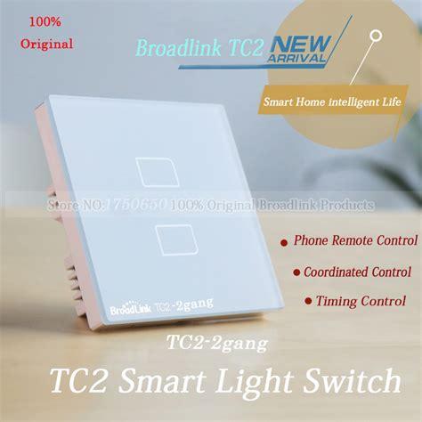 aliexpress buy broadlink tc2 2 433 mhz remote