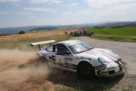 Auto Rally Niedersachsen by Adac Rallye Niedersachsen Erneuter Sieg Des Porsche